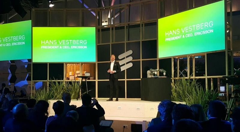 Ericsson MWC 2016