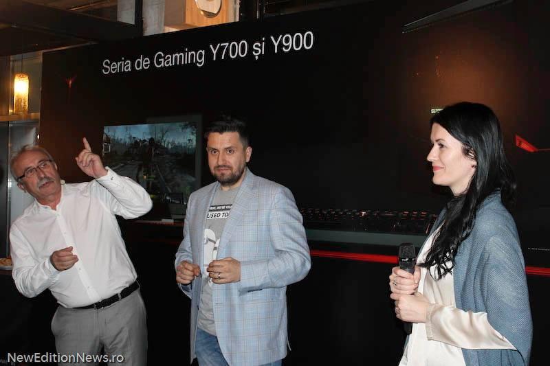 Lenovo seria Y700 si Y900