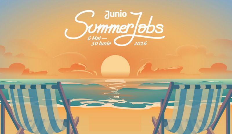 Junio Summer Jobs