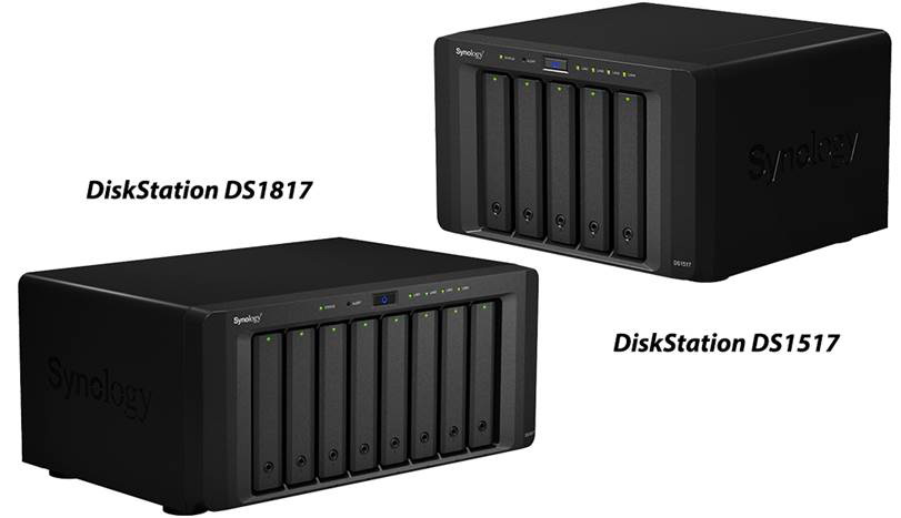 DiskStation DS1517