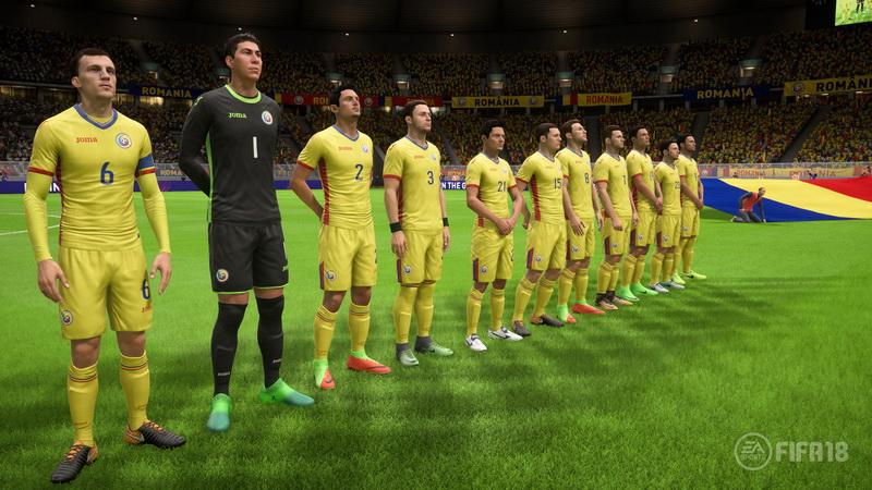 Fifa 18 Romania