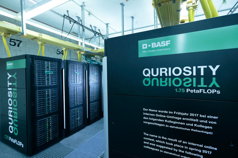 Supercomputer BASF