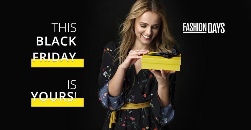 Fashion Days - Black Friday 2017