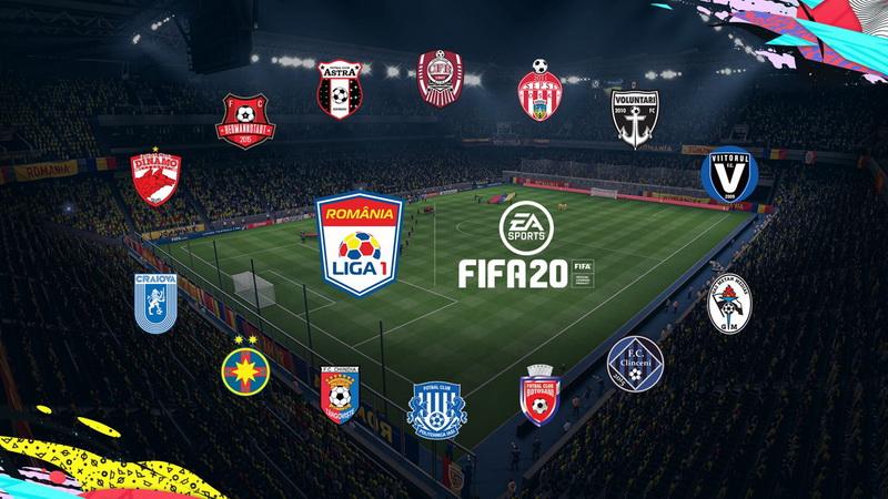 Liga I FIFA 20