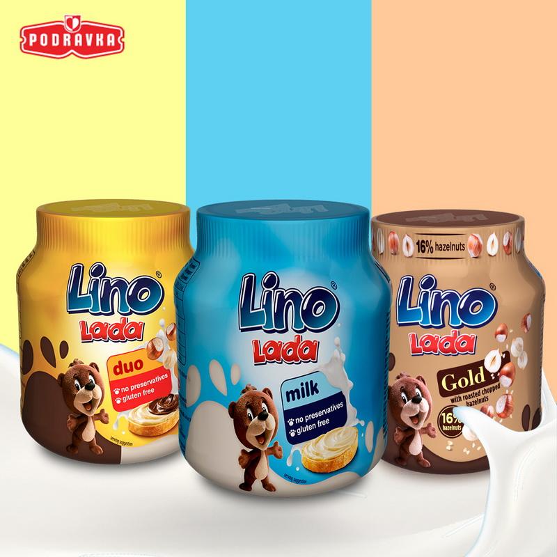 Lino 3 sortimente
